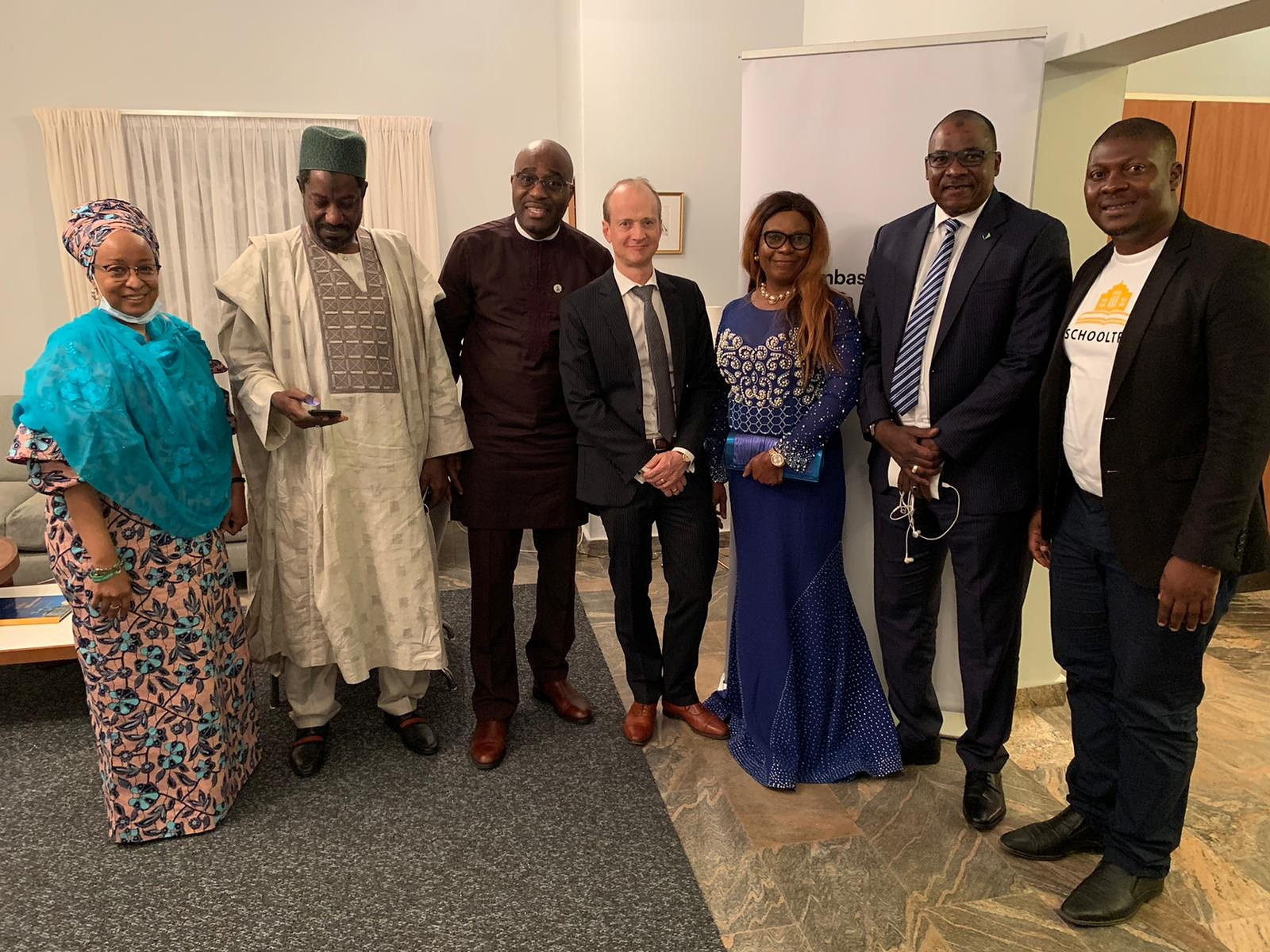 The Presidency National assembly Fidelity Bank Sweden and Bayelsa state government teams up with Schooltry
